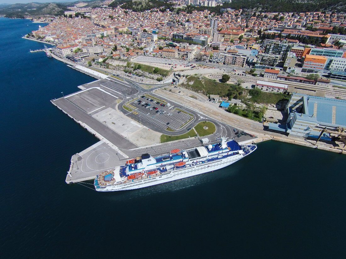Port of Šibenik - 01